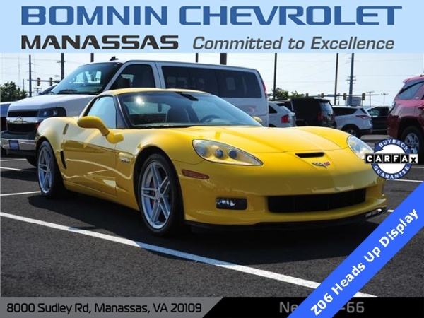 Chevrolet Corvette 2007 $34348.00 incacar.com