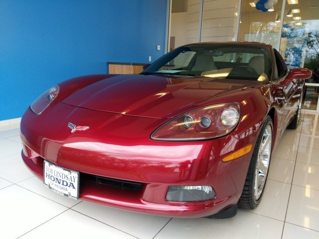 Chevrolet Corvette 2007 $20921.00 incacar.com