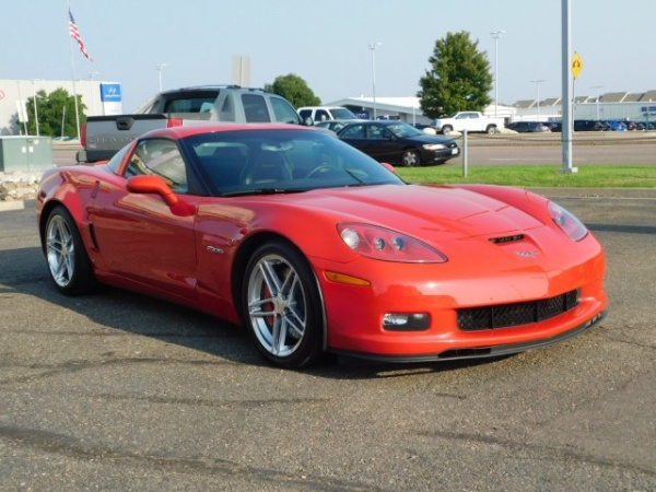 Chevrolet Corvette 2007 $35580.00 incacar.com