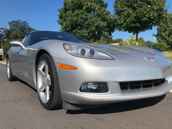 Chevrolet Corvette 2007 $23148.00 incacar.com