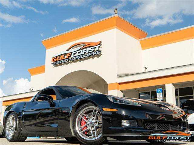 Chevrolet Corvette 2007 $36995.00 incacar.com