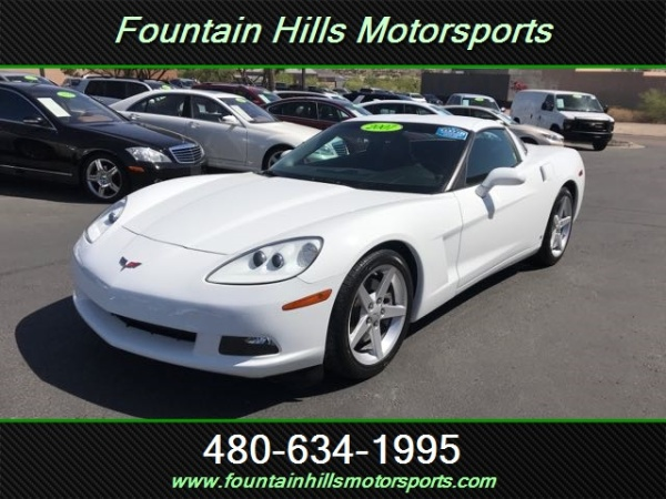 Chevrolet Corvette 2007 $24495.00 incacar.com