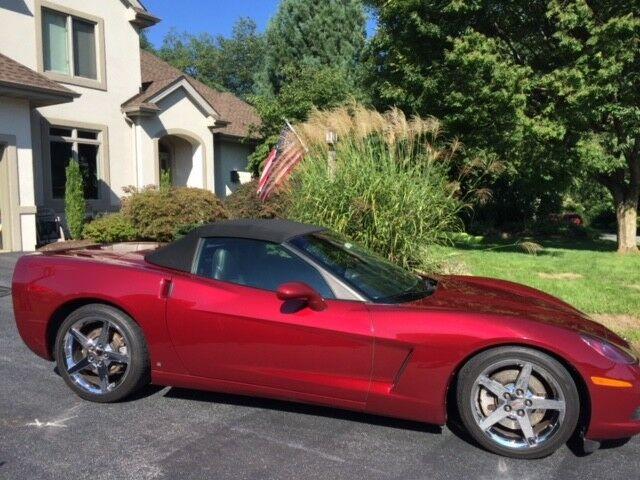 Chevrolet Corvette 2007 $23300.00 incacar.com