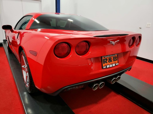 Chevrolet Corvette 2007 $25966.00 incacar.com
