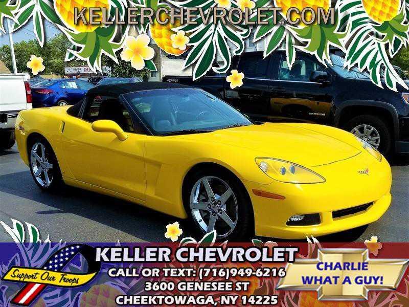 Chevrolet Corvette 2008 $32999.00 incacar.com