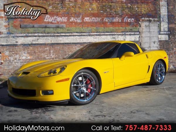 Chevrolet Corvette 2008 $36999.00 incacar.com