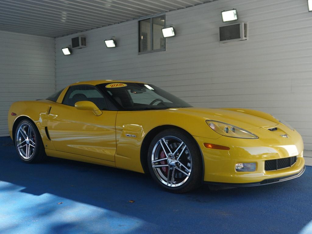 Chevrolet Corvette 2008 $36995.00 incacar.com