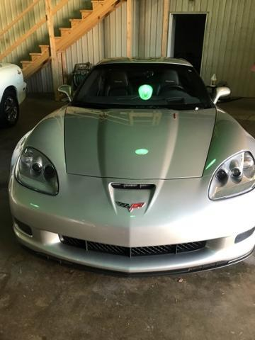 Chevrolet Corvette 2008 $43000.00 incacar.com