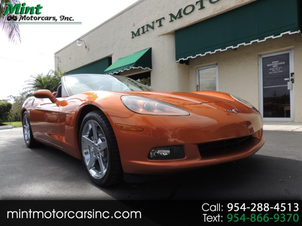 Chevrolet Corvette 2008 $28975.00 incacar.com