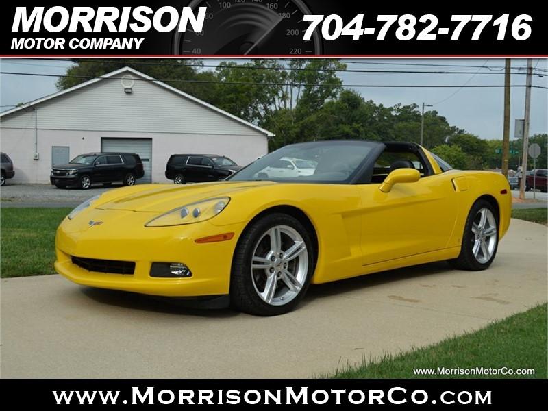 used Chevrolet Corvette 2008 vin: 1G1YY25W885135206