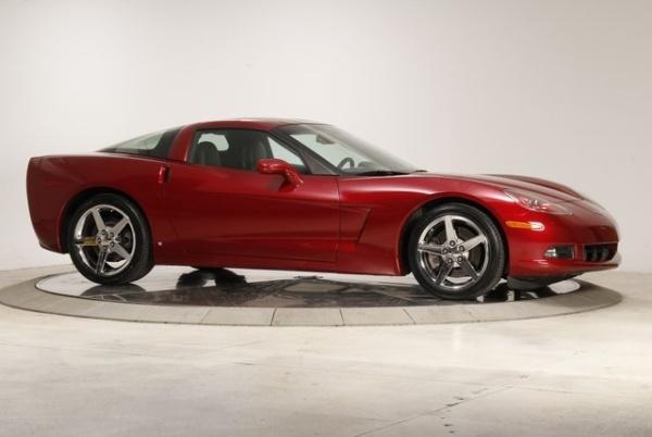 Chevrolet Corvette 2008 $29900.00 incacar.com