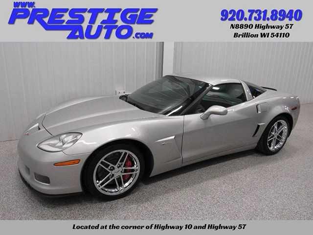 Chevrolet Corvette 2008 $29995.00 incacar.com
