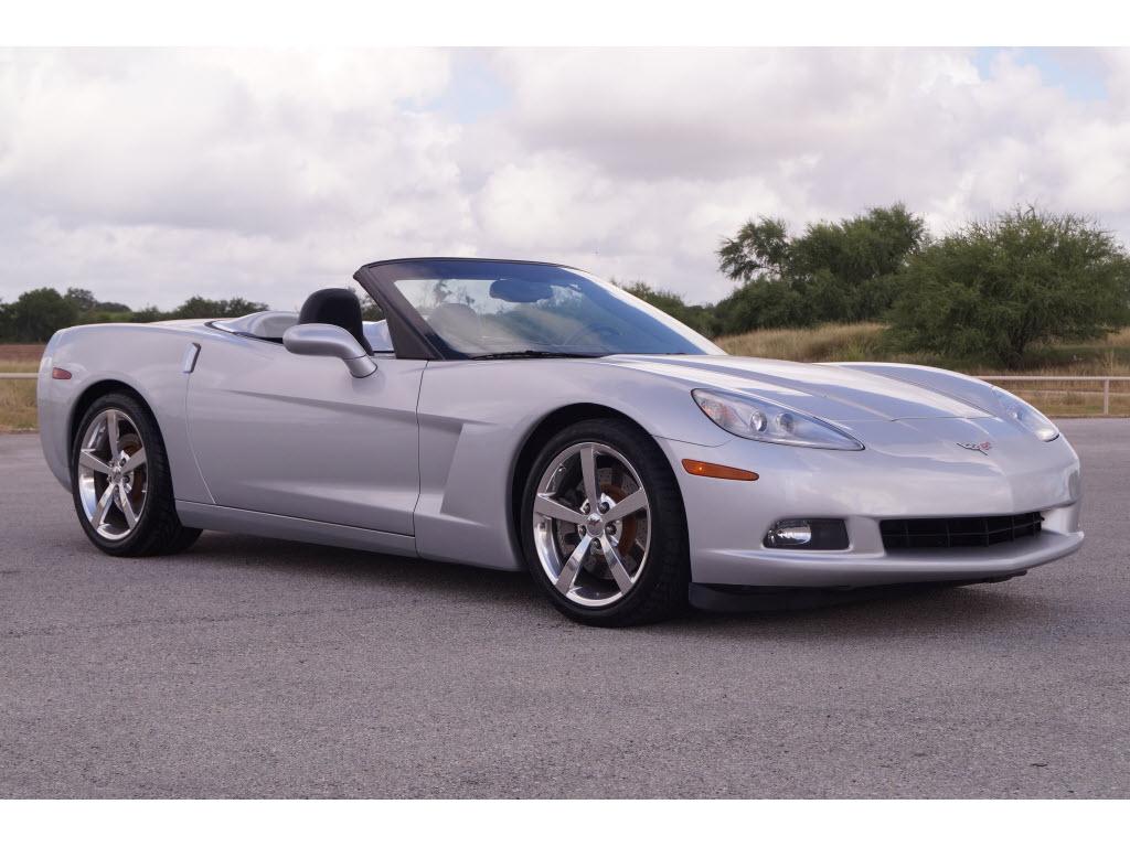 Chevrolet Corvette 2009 $23995.00 incacar.com