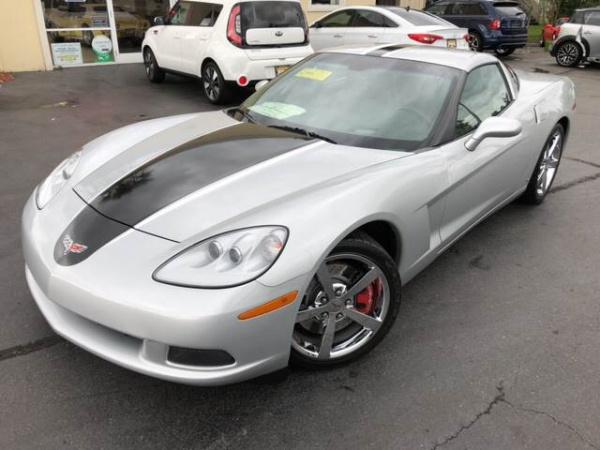 Chevrolet Corvette 2009 $29950.00 incacar.com