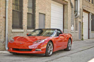 Chevrolet Corvette 2009 $69900.00 incacar.com