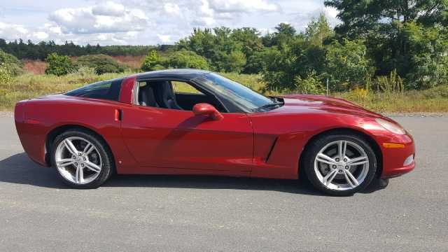 Chevrolet Corvette 2009 $15979.00 incacar.com