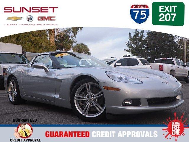 Chevrolet Corvette 2009 $26995.00 incacar.com