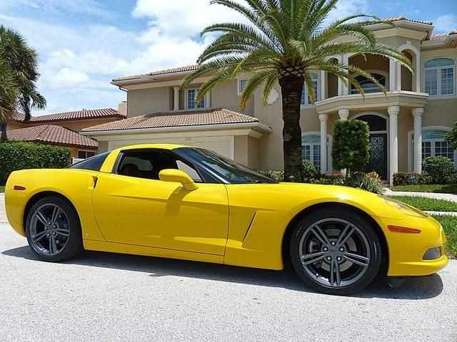 Chevrolet Corvette 2009 $28900.00 incacar.com