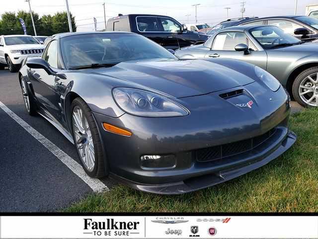 Chevrolet Corvette 2009 $45623.00 incacar.com