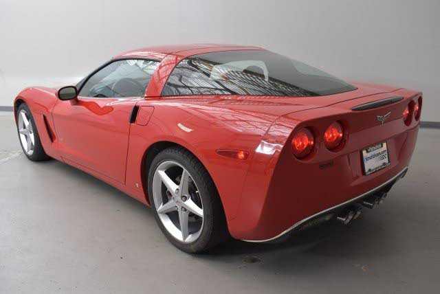 Chevrolet Corvette 2009 $23998.00 incacar.com