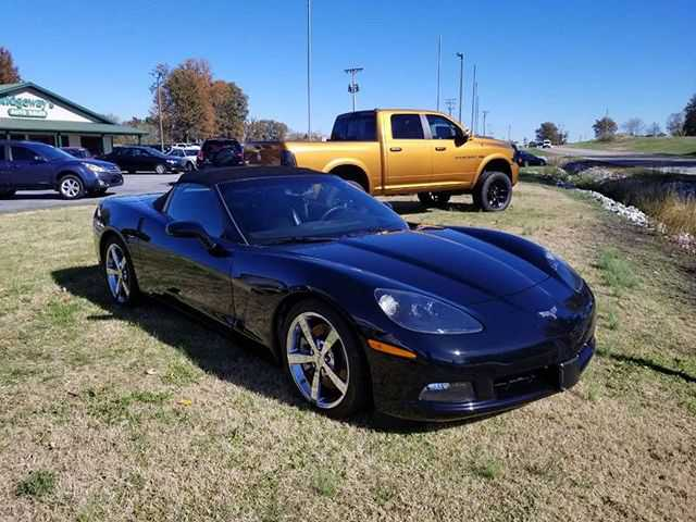 Chevrolet Corvette 2010 $29900.00 incacar.com