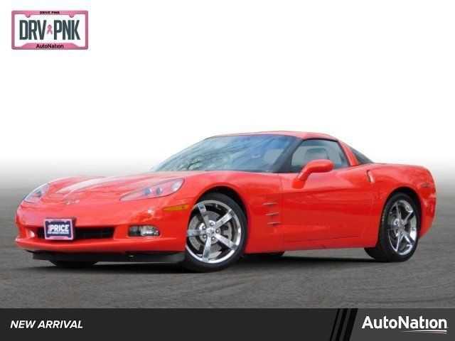 Chevrolet Corvette 2010 $32960.00 incacar.com