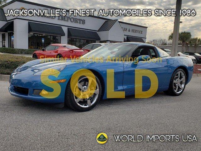 Chevrolet Corvette 2010 $30997.00 incacar.com