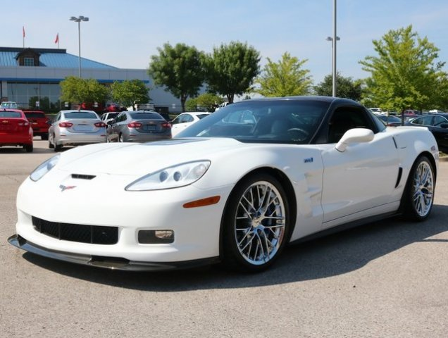 Chevrolet Corvette 2010 $62236.00 incacar.com