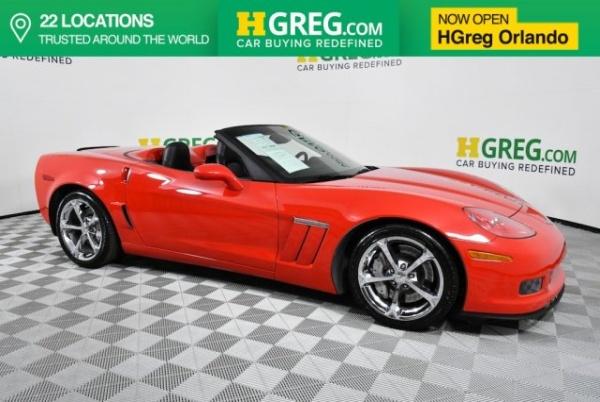 Chevrolet Corvette 2011 $34998.00 incacar.com