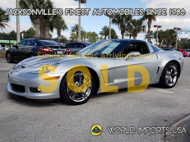 Chevrolet Corvette 2011 $35900.00 incacar.com