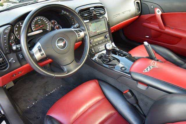 Chevrolet Corvette 2011 $48990.00 incacar.com