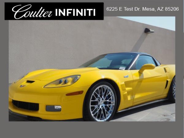 Chevrolet Corvette 2011 $56988.00 incacar.com