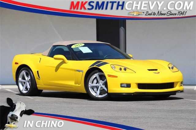 Chevrolet Corvette 2011 $39000.00 incacar.com