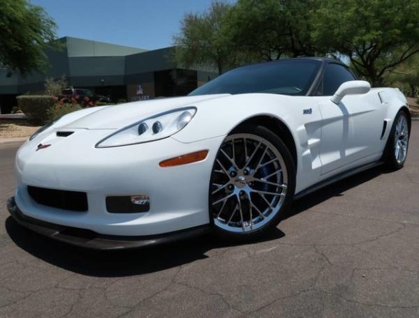 Chevrolet Corvette 2011 $69950.00 incacar.com