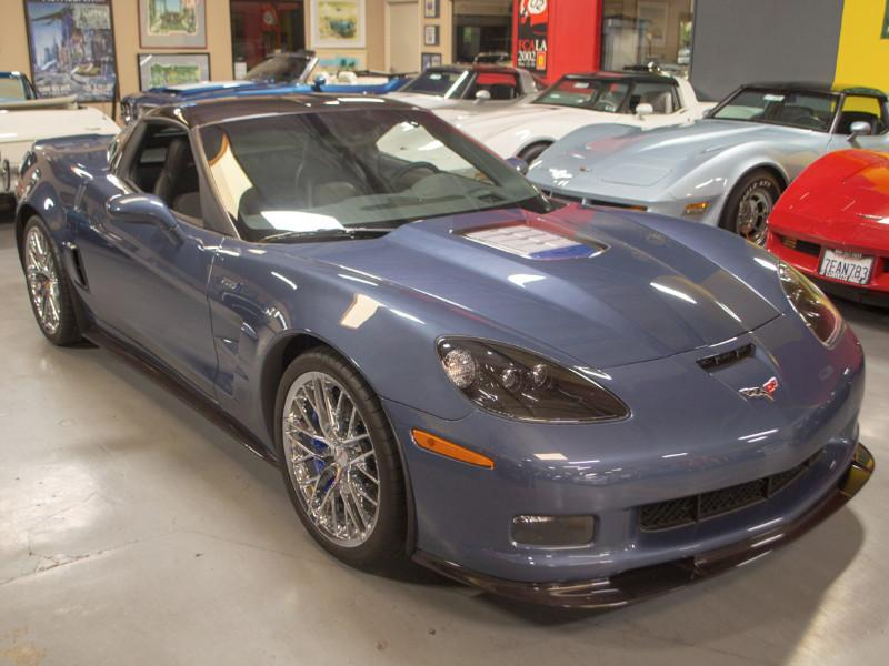 Chevrolet Corvette 2011 $79900.00 incacar.com