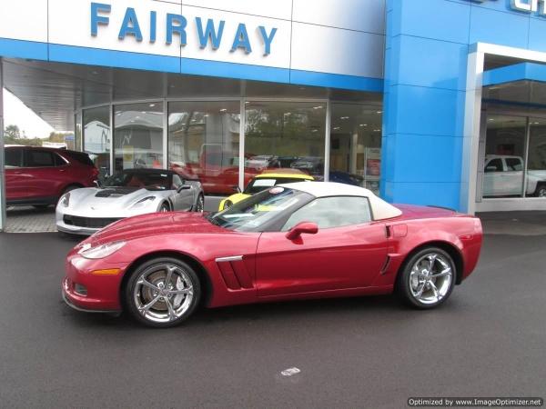 Chevrolet Corvette 2011 $37495.00 incacar.com