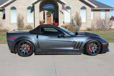 Chevrolet Corvette 2012 $95000.00 incacar.com