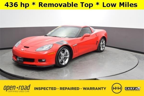 Chevrolet Corvette 2012 $39000.00 incacar.com
