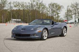 Chevrolet Corvette 2012 $38970.00 incacar.com
