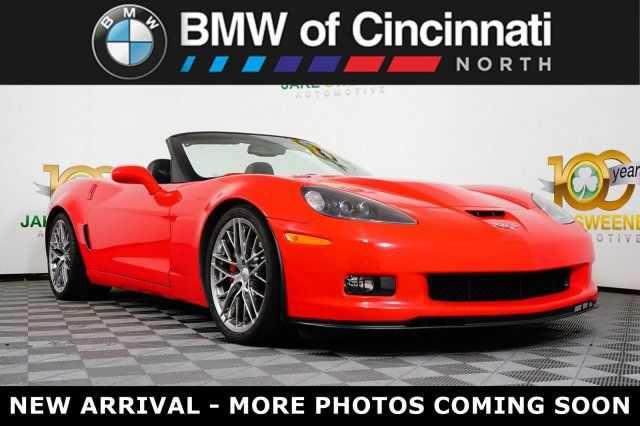 Chevrolet Corvette 2013 $51980.00 incacar.com
