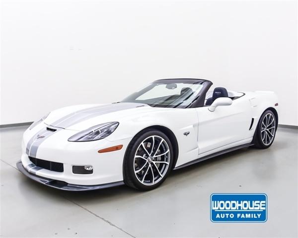 Chevrolet Corvette 2013 $53555.00 incacar.com