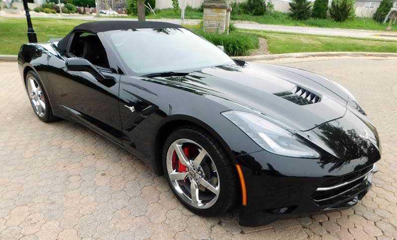 Chevrolet Corvette 2014 $41997.00 incacar.com