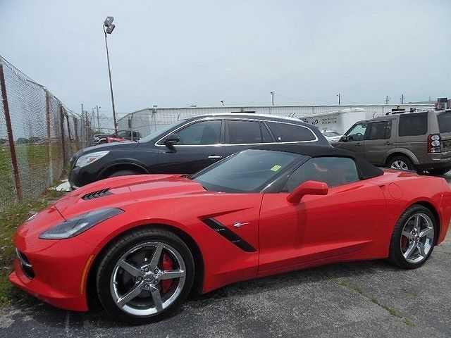 Chevrolet Corvette 2014 $43988.00 incacar.com