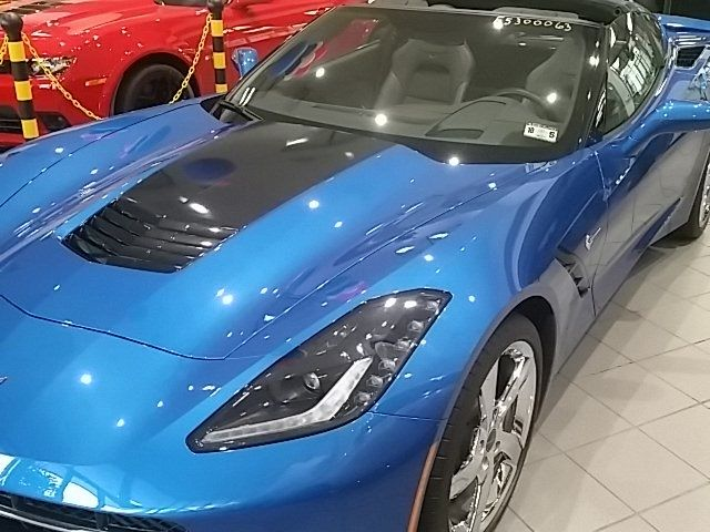 Chevrolet Corvette 2014 $70998.00 incacar.com