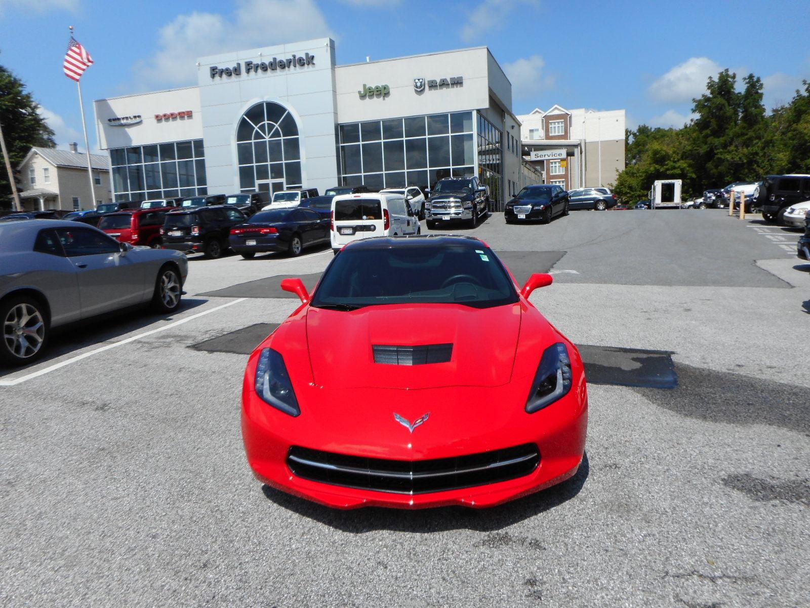 Chevrolet Corvette 2014 $42500.00 incacar.com