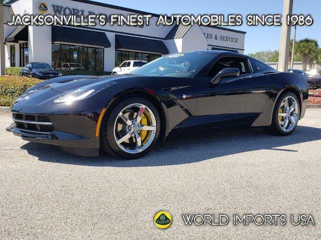 Chevrolet Corvette 2014 $44799.00 incacar.com