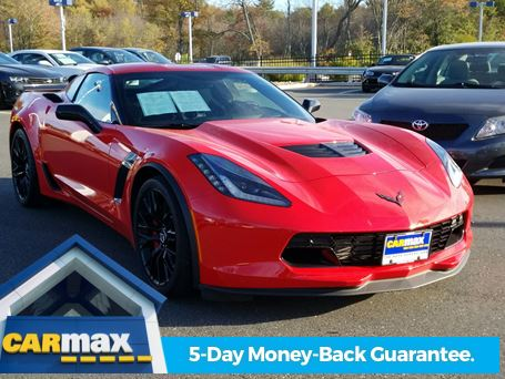 Chevrolet Corvette 2015 $65998.00 incacar.com
