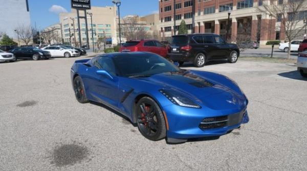 Chevrolet Corvette 2015 $50990.00 incacar.com
