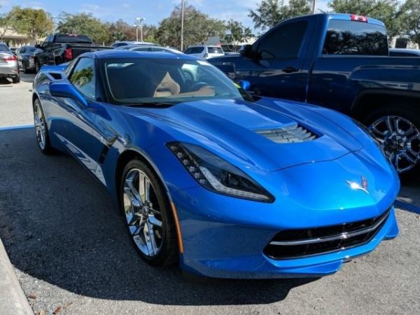 Chevrolet Corvette 2015 $45996.00 incacar.com