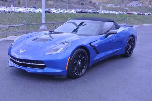 Chevrolet Corvette 2016 $77990.00 incacar.com